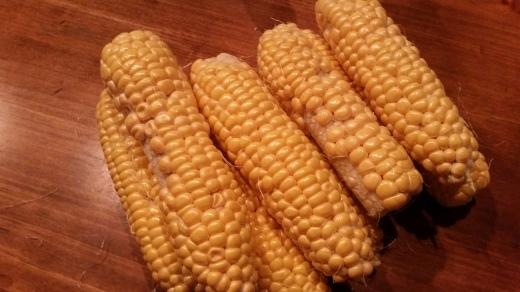 収穫色々~ローゼル、椎茸などなど_f0208315_08212147.jpg