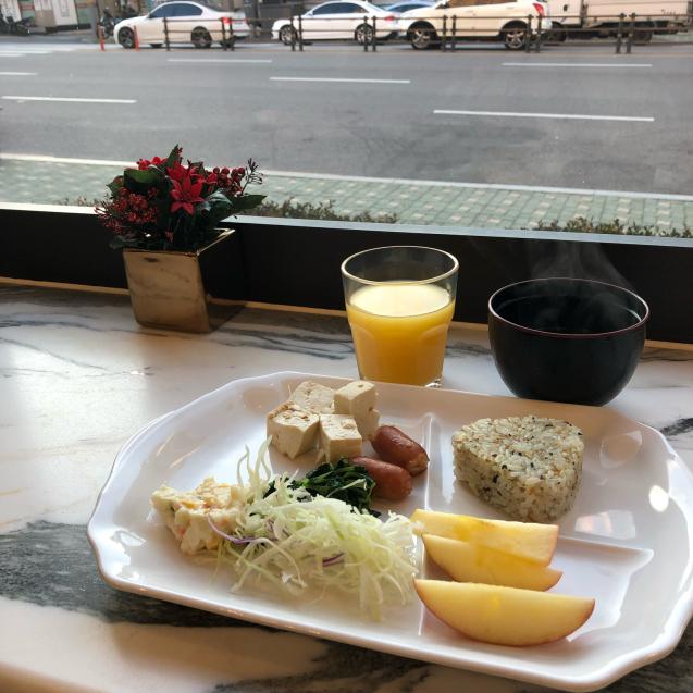 18年11月 ソウル5☆朝食に食べたいもの_d0285416_09223150.jpg