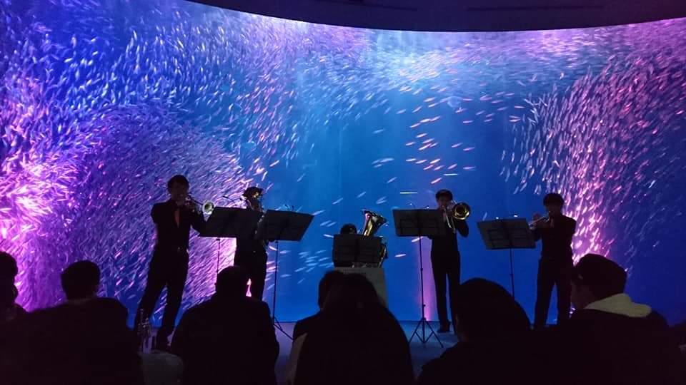 名古屋港水族館へいってきました!_f0373339_1250998.jpg