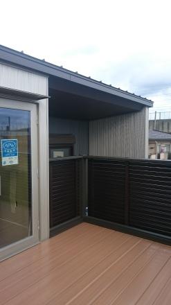 『町屋のような二世帯住宅』が間もなく完成_e0197748_23330508.jpg