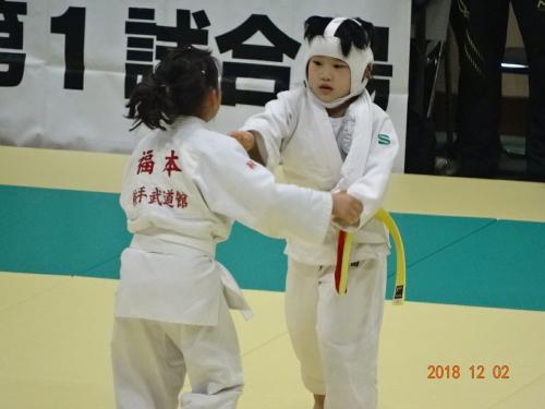 2018 福岡県女子柔道選手権大会_b0172494_16331132.jpg