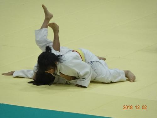 2018 福岡県女子柔道選手権大会_b0172494_16331330.jpg