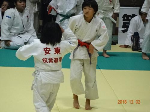 2018 福岡県女子柔道選手権大会_b0172494_16470125.jpg