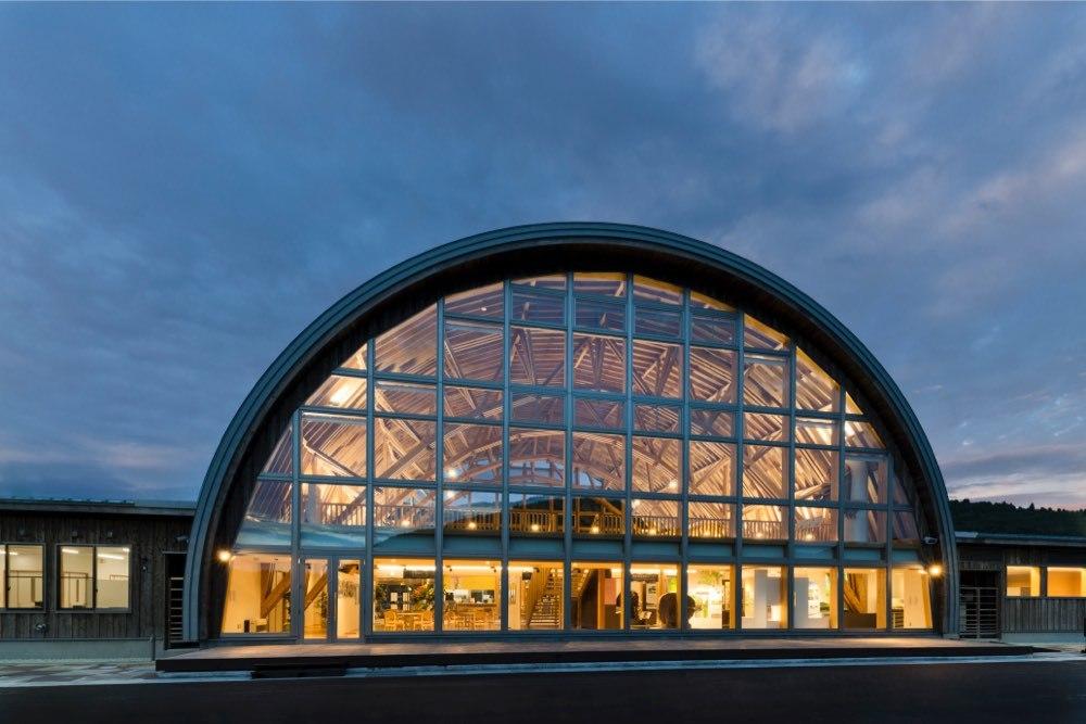 道の駅ふたつい:Panasonic 建築設計 REPORT_e0054299_11151212.jpg