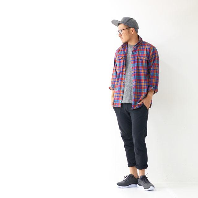 KATO\' BASIC[カトー ベーシック] ツイルマドラスワークシャツ [BS830072] ネルシャツ・ワークシャツ・綿シャツ・長袖シャツ MEN\'S_f0051306_17383779.jpg