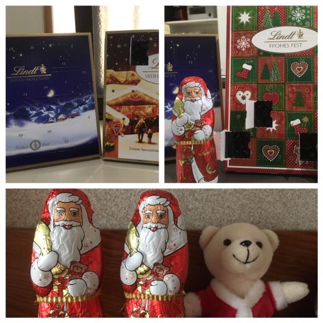 クリスマス月~♪_f0243509_10184413.jpg
