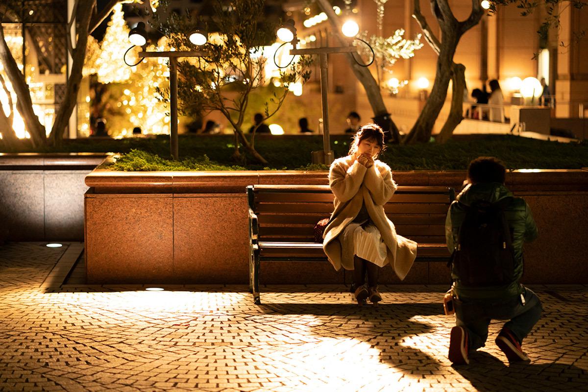 東京 師走の光の中で TOKYO 2  #SONYα9_c0065410_21291457.jpg