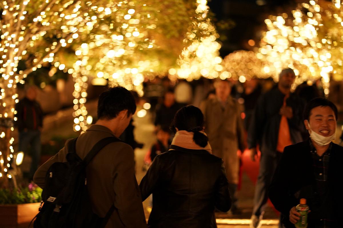 東京 師走の光の中で TOKYO 2  #SONYα9_c0065410_21292856.jpg