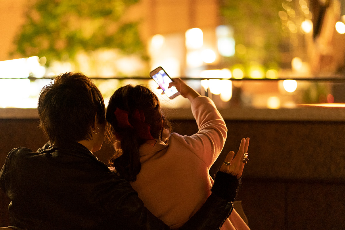 東京 師走の光の中で TOKYO 2  #SONYα9_c0065410_21305895.jpg