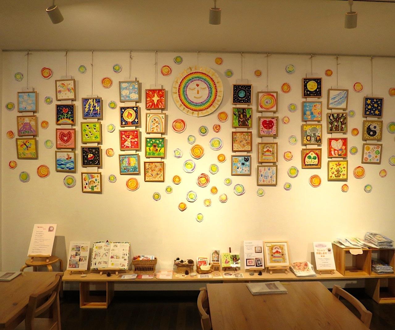 大阪・虹のわ展、はじまりましたよ〜☆_b0181015_18330188.jpg