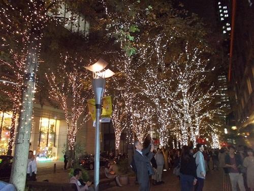 丸の内~北欧から届いたクリスマス with Yuming~_a0116217_23470773.jpg