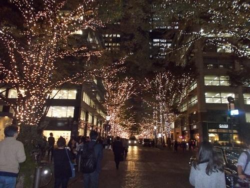 丸の内~北欧から届いたクリスマス with Yuming~_a0116217_23474295.jpg