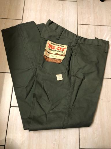 アメリカ仕入れ情報#23 デッドストック パンツ色々見つかりました!_c0144020_15413621.jpg