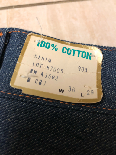 アメリカ仕入れ情報#23 デッドストック パンツ色々見つかりました!_c0144020_15482006.jpg