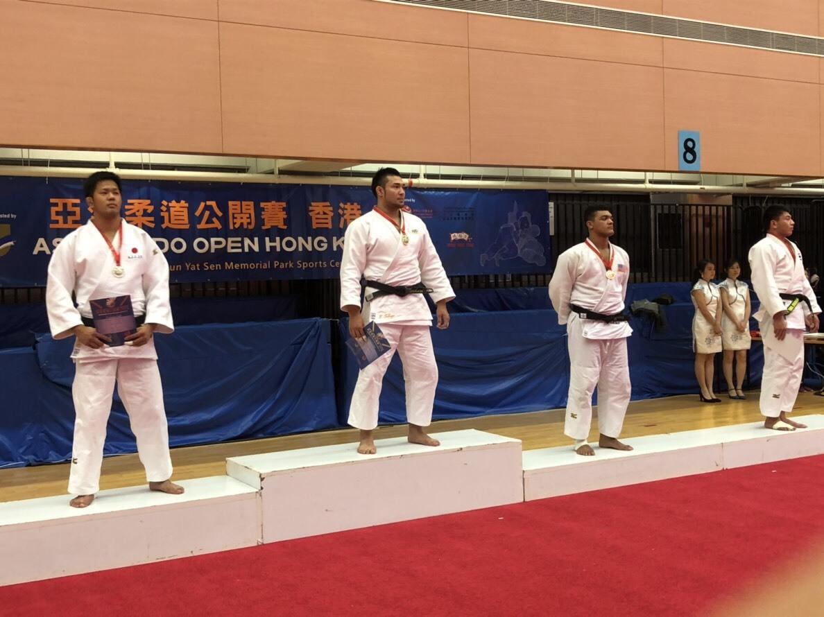須田晃人先輩(55期卒)アジアオープンで銀メダル!!_c0095841_10375307.jpeg