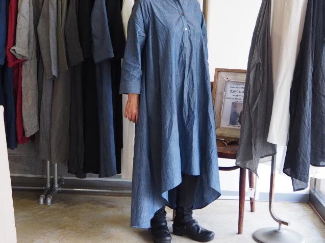 linenu works/yorisou dress_b0173176_13085000.jpg