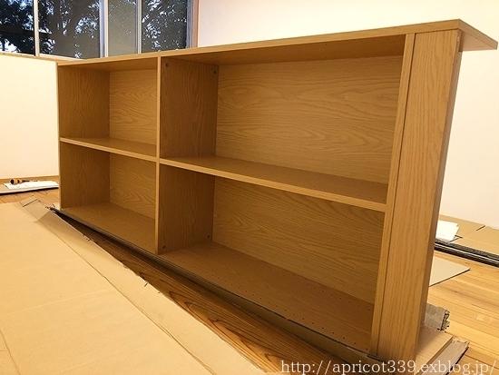 長男の部屋、本の収納の見直し BEFORE_c0293787_16354981.jpg