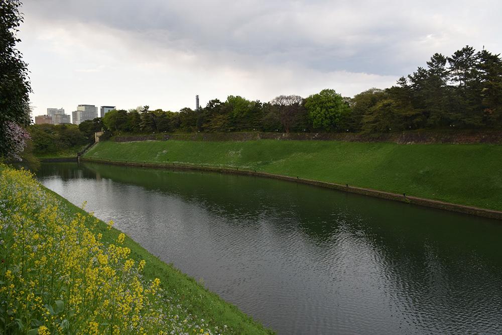 江戸城を歩く。 その10 「半蔵濠~半蔵門~桜田濠」_e0158128_18245718.jpg