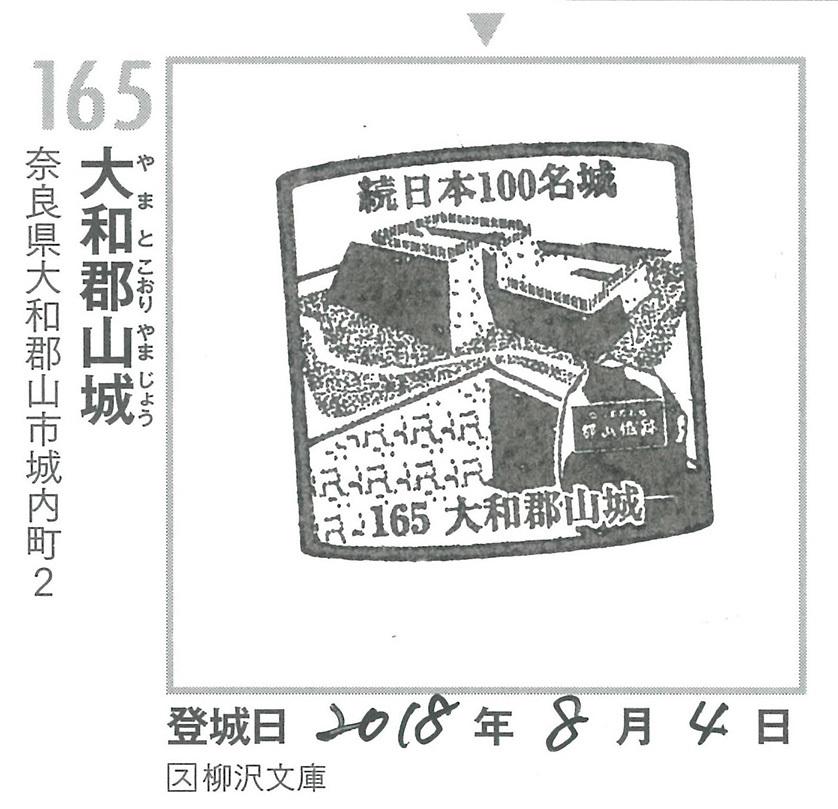 大和郡山城跡を歩く。 その6 「三の丸・外堀」_e0158128_19413457.jpg