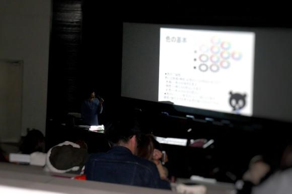 大阪学院大学でカラーの講義をしました。_d0116430_23451150.jpg