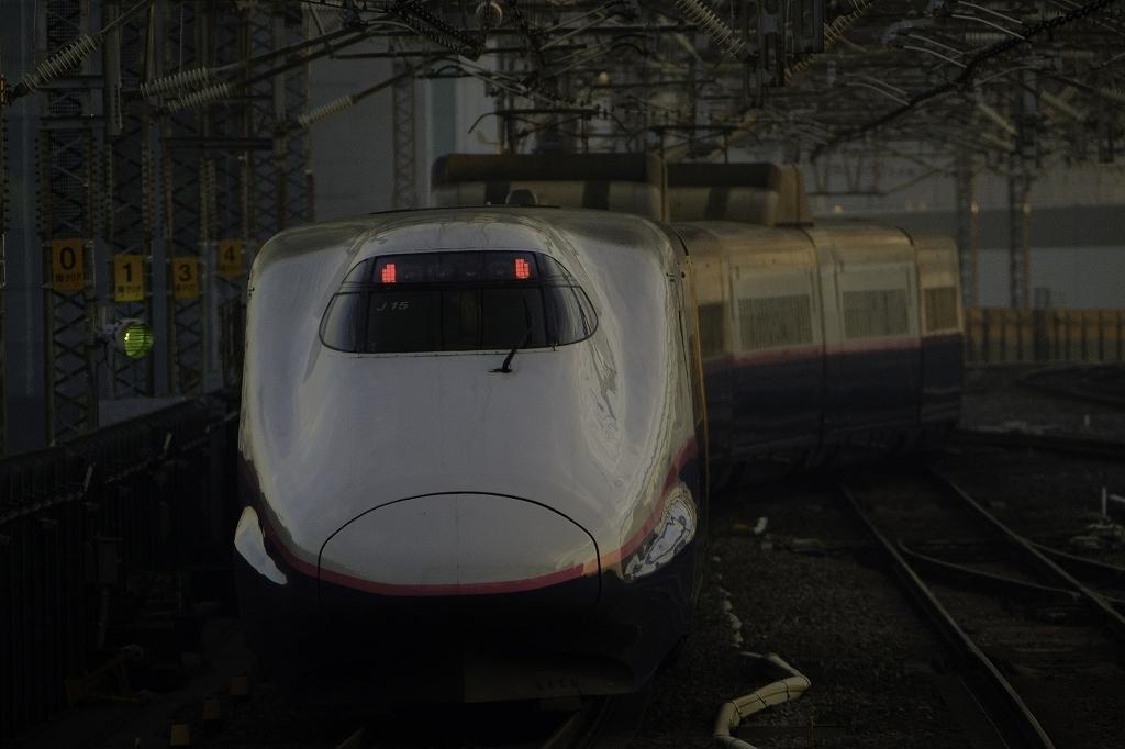 FUJIFILM X-T3 新幹線に挑戦_f0050534_08311610.jpg