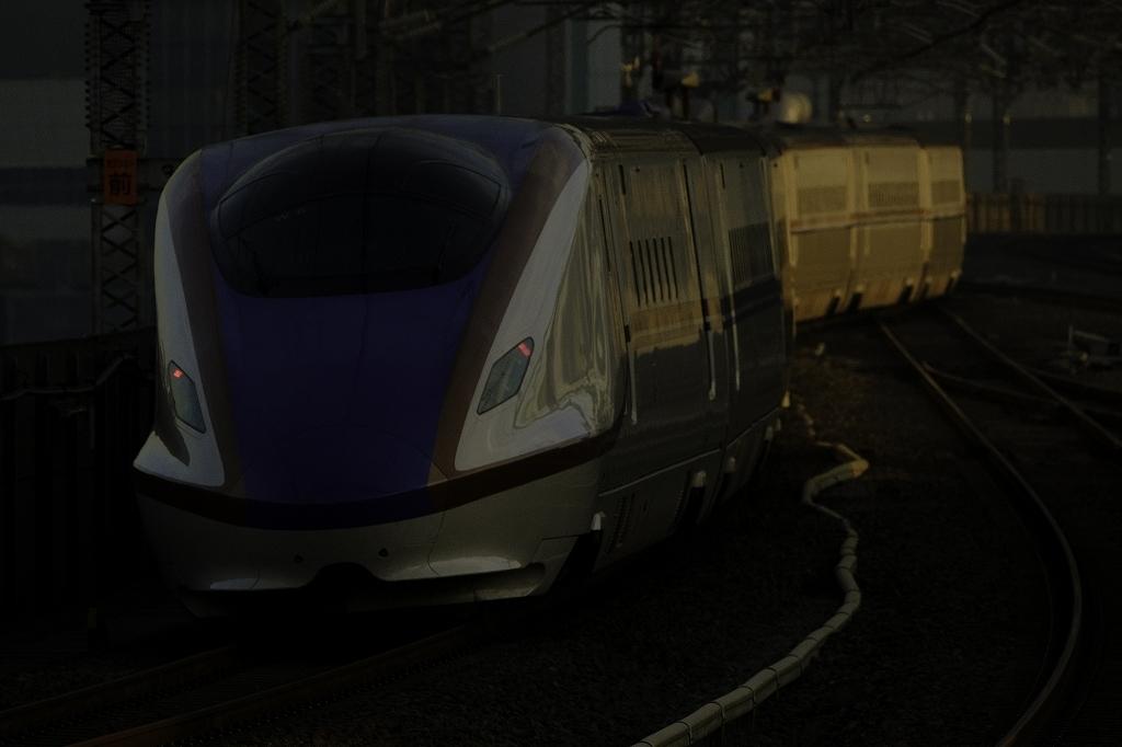 FUJIFILM X-T3 新幹線に挑戦_f0050534_08311619.jpg