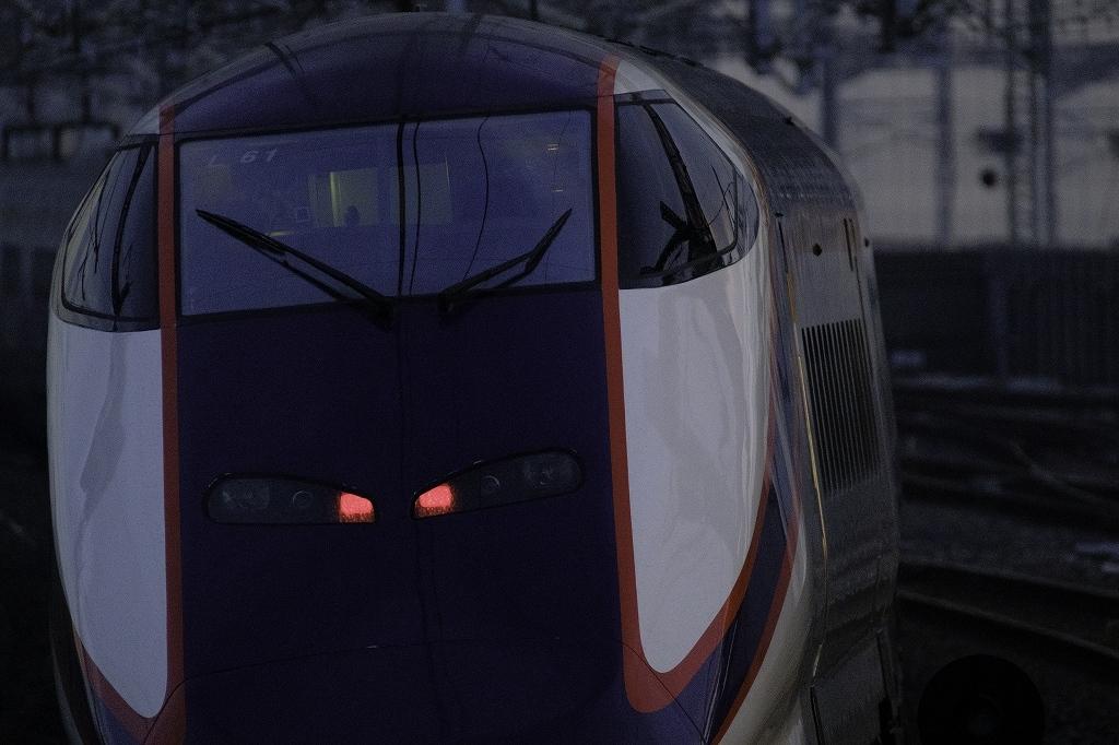 FUJIFILM X-T3 新幹線に挑戦_f0050534_08315864.jpg