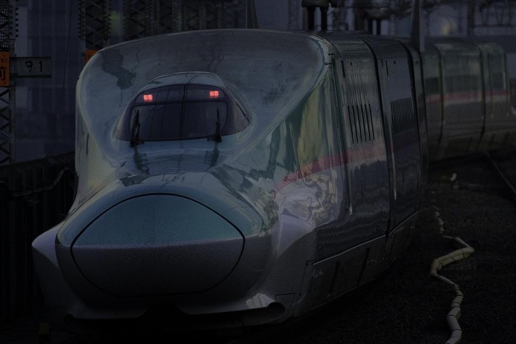 FUJIFILM X-T3 新幹線に挑戦_f0050534_08315900.jpg