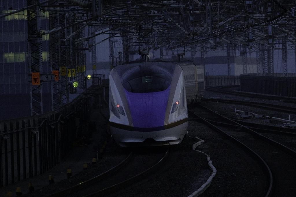 FUJIFILM X-T3 新幹線に挑戦_f0050534_08323159.jpg