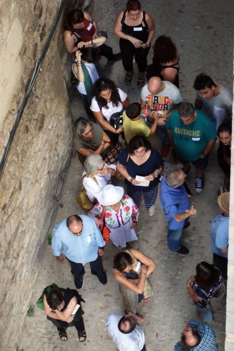ジローナのカテドラル Cathedral of Girona サン・フェリウ教会 Basilica of Sant Feliu カタルーニャ地方 スペイン 2018年9月 バルセロナの旅(8)_f0117059_12461904.jpg