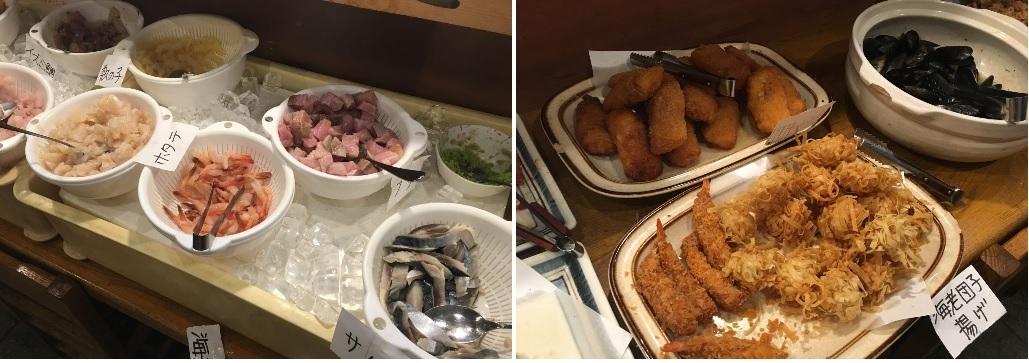 超安いランチ海鮮丼を見つけました。高架下「根室食堂」_f0362073_13534180.jpg