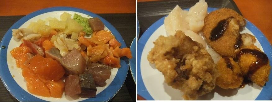 超安いランチ海鮮丼を見つけました。高架下「根室食堂」_f0362073_13544869.jpg