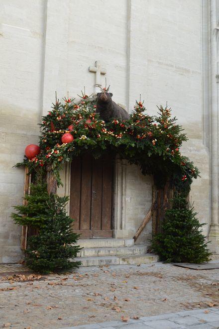 Noëlは熊さん_b0346275_05050562.jpg