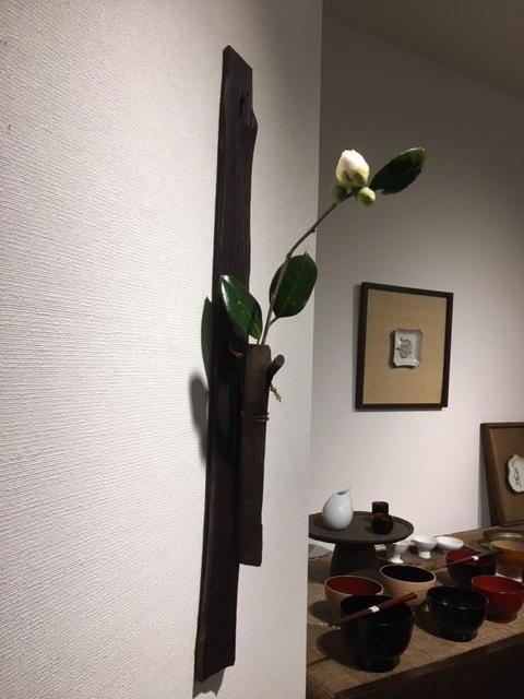 「和の工芸で迎える新春 9人の作家の美と技」不思議に忙しく。_a0112812_21132699.jpg