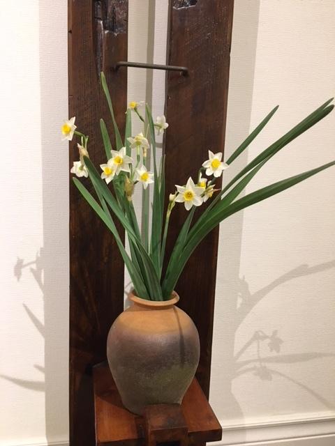 「和の工芸で迎える新春 9人の作家の美と技」不思議に忙しく。_a0112812_21134523.jpg