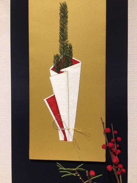 「和の工芸で迎える新春 9人の作家の美と技」不思議に忙しく。_a0112812_21140677.jpg