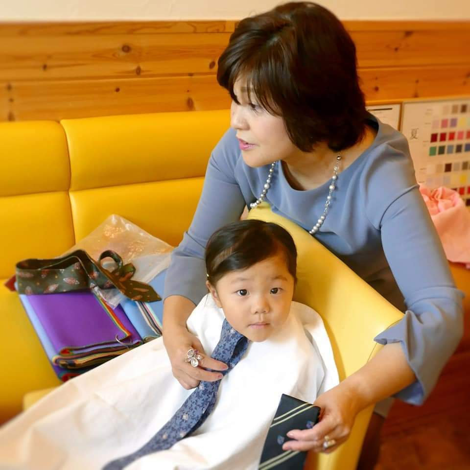『Cafe&Daininng Akala』で2回目のパーソナルカラー診断イベント♪_d0116430_02020143.jpg