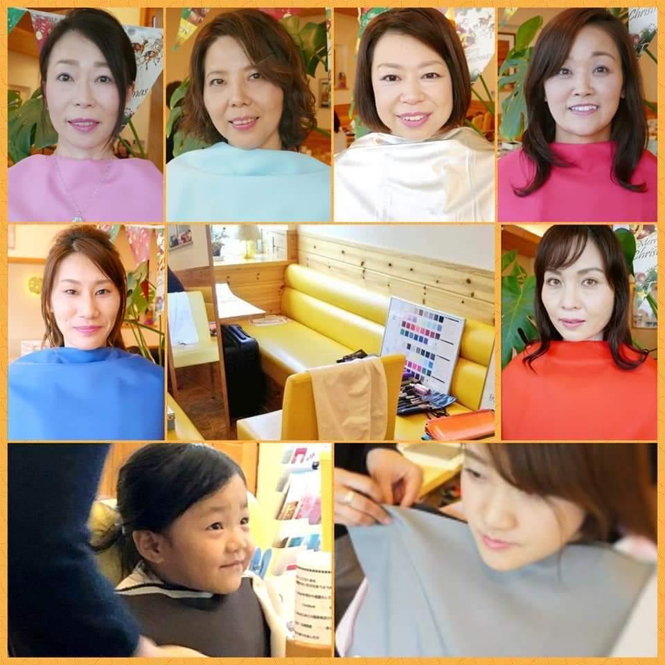 『Cafe&Daininng Akala』で2回目のパーソナルカラー診断イベント♪_d0116430_02023698.jpg