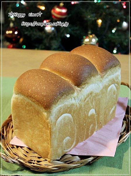 つくねの照焼きのっけ盛り弁当とパン焼き・山食♪_f0348032_18591806.jpg