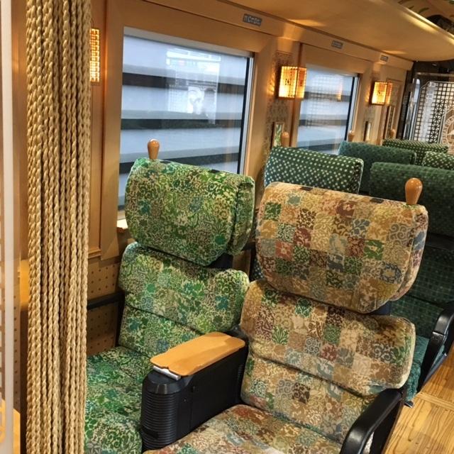 Train journey  九州の小京都へ_a0165160_15332846.jpg