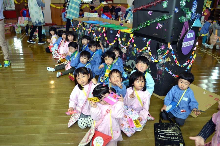 今日は第一幼稚園の「ごっこ遊び」でした_d0353789_14594709.jpg
