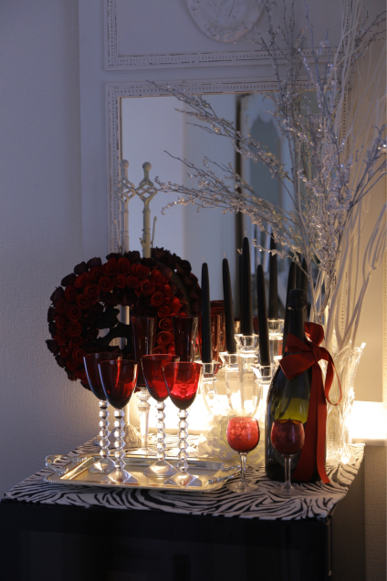 クリスマスツリー登場_e0059896_12355738.jpg