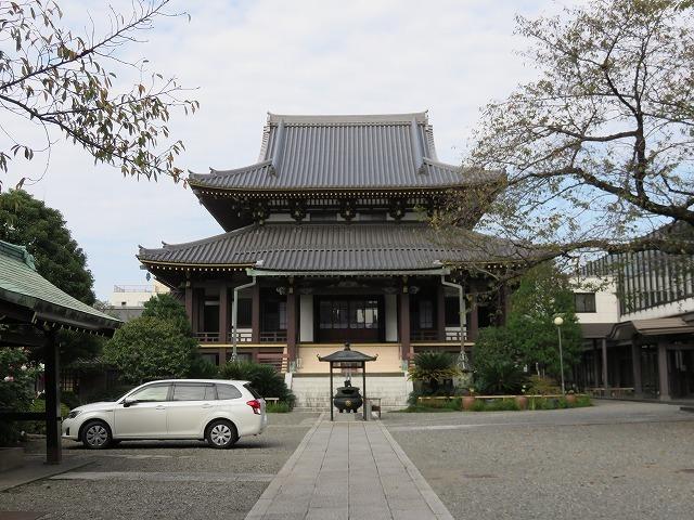 青山善光寺(原宿散歩⑫)_c0187004_20561182.jpg