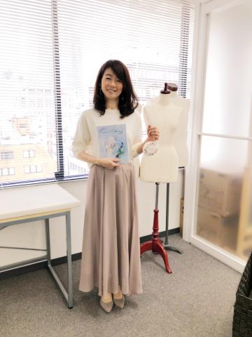 ご参加くださった皆さま どうもありがとうございました「しあわせのリボン刺しゅう」出版記念1Dayレッスン 《しあわせを招くドアプレート》@ヴォーグ学園東京校_a0157409_11123229.jpeg