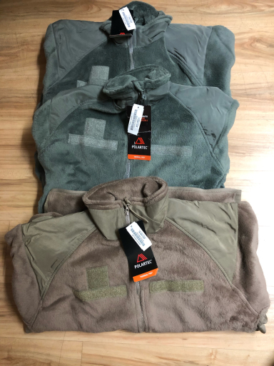 アメリカ仕入れ情報#29  新品 ECWCS Gen3 Polartec fleece JKT_c0144020_11390046.jpg