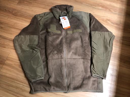 アメリカ仕入れ情報#29  新品 ECWCS Gen3 Polartec fleece JKT_c0144020_11391542.jpg