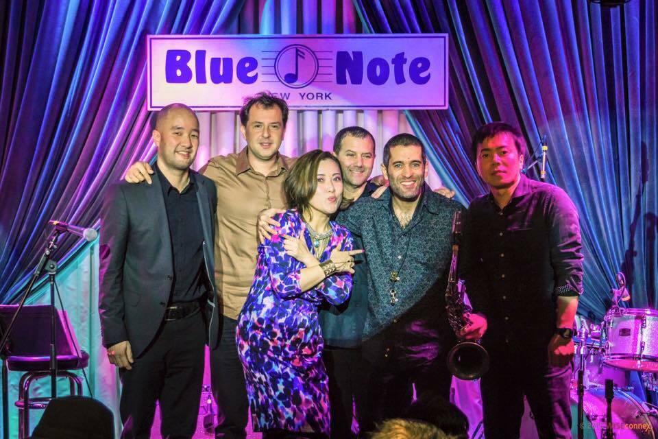 6年目のBlue Note New York 公演_a0150139_07285400.jpg