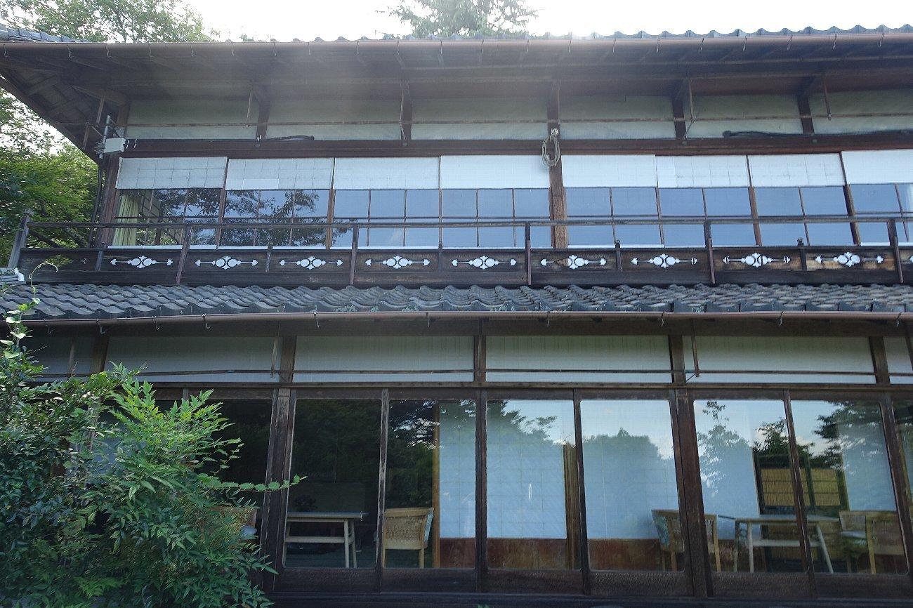 養老公園 料理旅館 千歳楼(その1)_c0112559_08463979.jpg