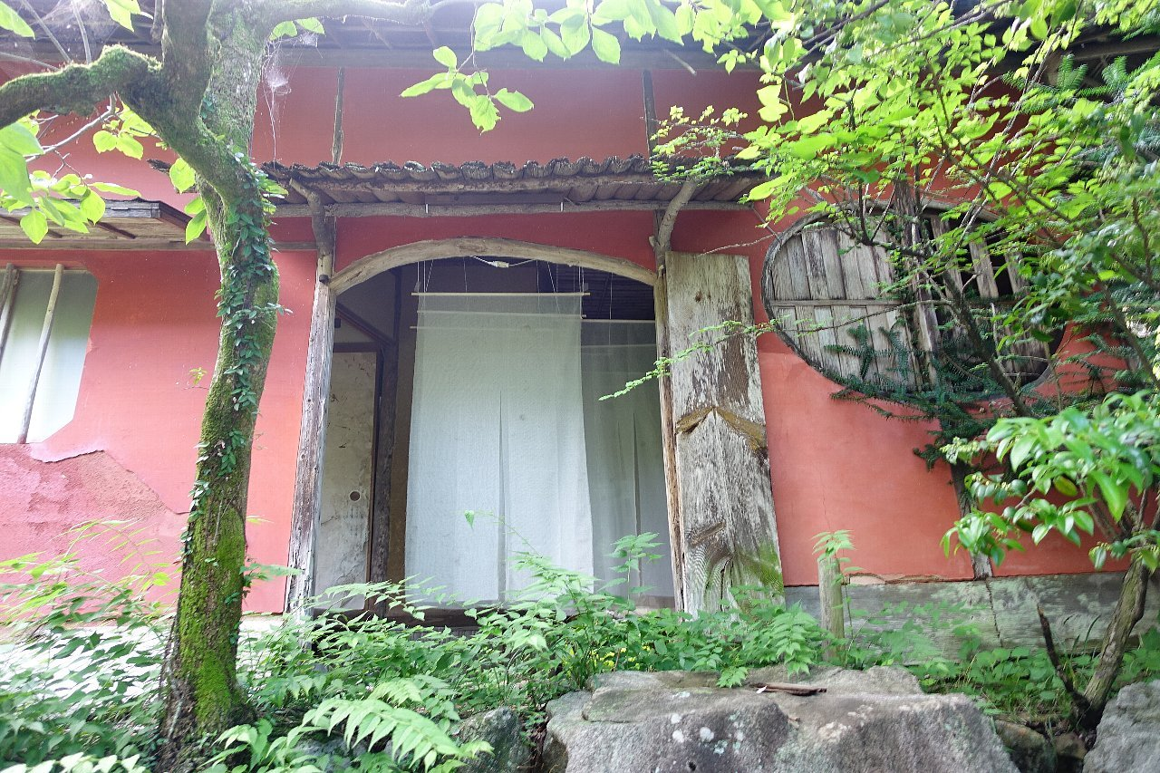 養老公園 料理旅館 千歳楼(その1)_c0112559_08572460.jpg