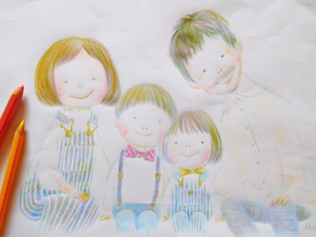 記念肖像画_e0208066_18474567.jpg